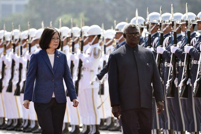 Nghị sĩ quốc đảo Thái Bình Dương cáo buộc Trung Quốc, Đài Loan mua chuộc ảnh hưởng - 1