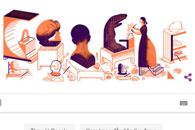 Camille Claudel là ai mà được Google Doodle vinh danh hôm nay? - 1