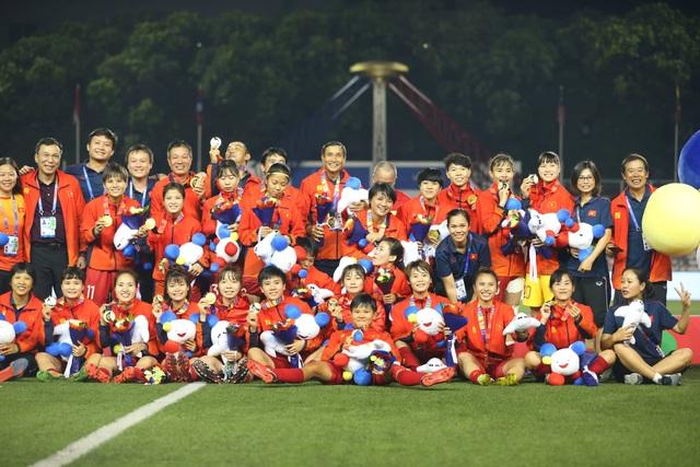 Đánh bại Thái Lan, đội tuyển nữ Việt Nam giành HCV SEA Games 30 - 2