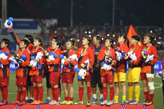Đánh bại Thái Lan, đội tuyển nữ Việt Nam giành HCV SEA Games 30 - 3