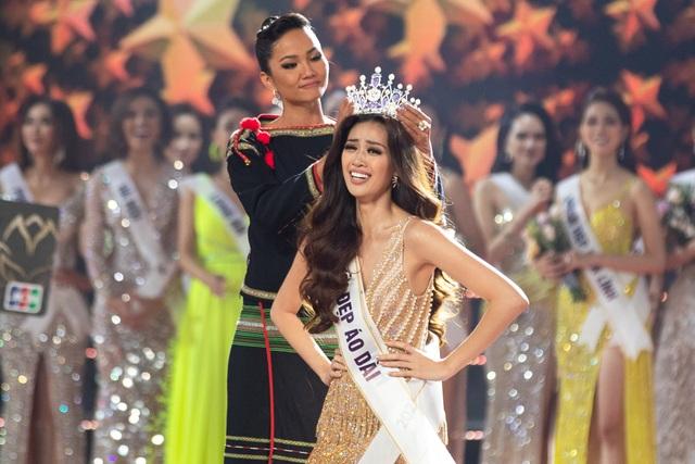 Hoàng Oanh tiết lộ về Trấn Thành, Khánh Vân sau Hoa hậu Hoàn vũ Việt Nam - 11