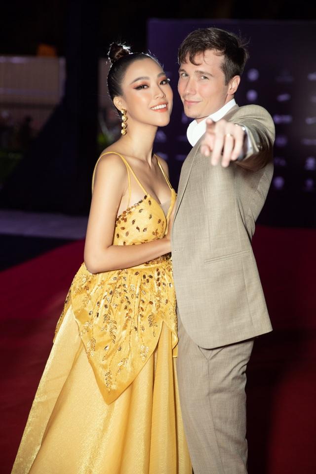 Hoàng Oanh tiết lộ về Trấn Thành, Khánh Vân sau Hoa hậu Hoàn vũ Việt Nam - 4