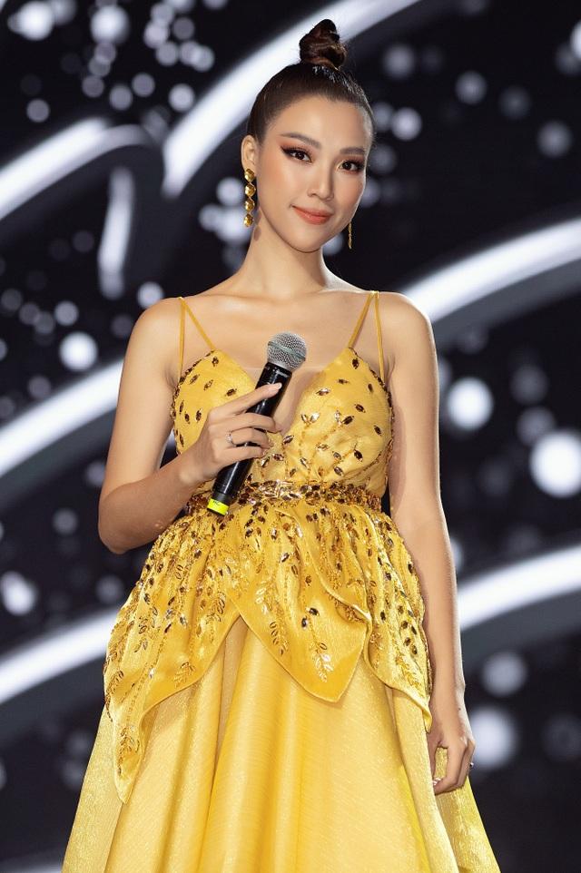 Hoàng Oanh tiết lộ về Trấn Thành, Khánh Vân sau Hoa hậu Hoàn vũ Việt Nam - 7