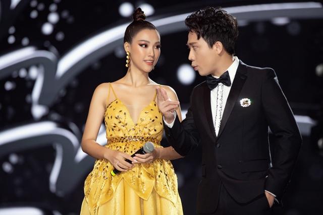 Hoàng Oanh tiết lộ về Trấn Thành, Khánh Vân sau Hoa hậu Hoàn vũ Việt Nam - 10