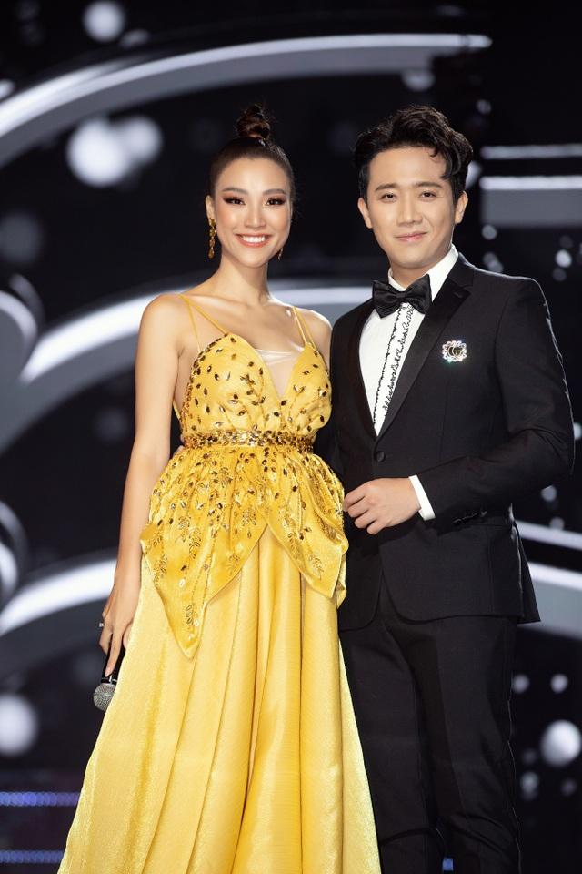 Hoàng Oanh tiết lộ về Trấn Thành, Khánh Vân sau Hoa hậu Hoàn vũ Việt Nam - 1
