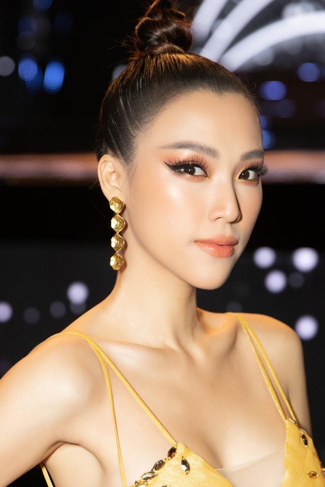 Hoàng Oanh tiết lộ về Trấn Thành, Khánh Vân sau Hoa hậu Hoàn vũ Việt Nam - 3