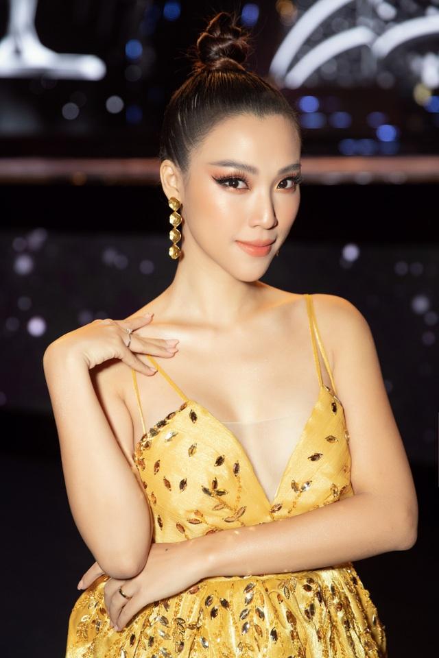 Hoàng Oanh tiết lộ về Trấn Thành, Khánh Vân sau Hoa hậu Hoàn vũ Việt Nam - 6
