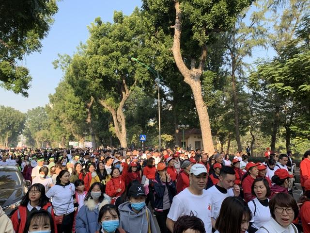Các đại sứ tham gia chạy vì trẻ em Hà Nội 2019 - 11