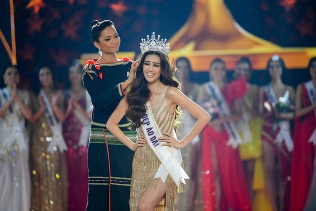 """Tân Hoa hậu Hoàn vũ Việt Nam: """"Tôi bị áp lực vì sự thành công của chị H'Hen Niê"""" - 3"""