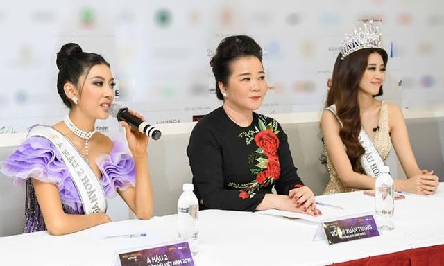 """Tân Hoa hậu Hoàn vũ Việt Nam: """"Tôi bị áp lực vì sự thành công của chị H'Hen Niê"""" - 5"""