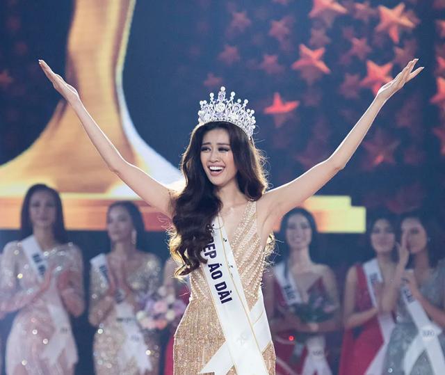 """Tân Hoa hậu Hoàn vũ Việt Nam: """"Tôi bị áp lực vì sự thành công của chị H'Hen Niê"""" - 2"""