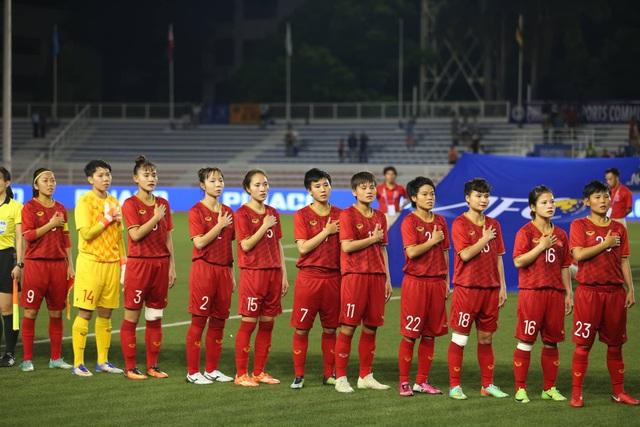 Đánh bại Thái Lan, đội tuyển nữ Việt Nam giành HCV SEA Games 30 - 32