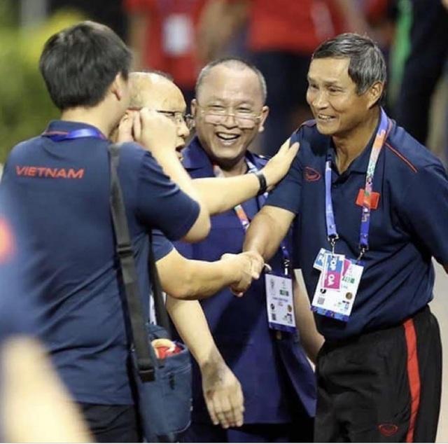 HLV Park Hang Seo mang lại vận son cho đội tuyển nữ Việt Nam - 1