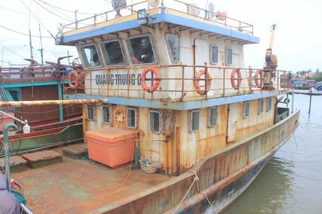 Quảng Bình: Ngư dân dư nợ gần 900 tỷ đồng sau khi vay tiền đóng tàu vỏ thép - 1
