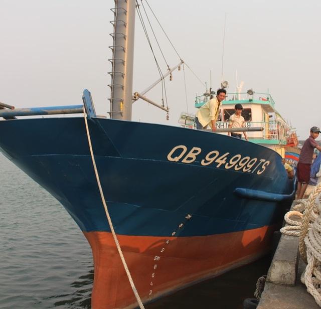 Quảng Bình: Ngư dân dư nợ gần 900 tỷ đồng sau khi vay tiền đóng tàu vỏ thép - 2