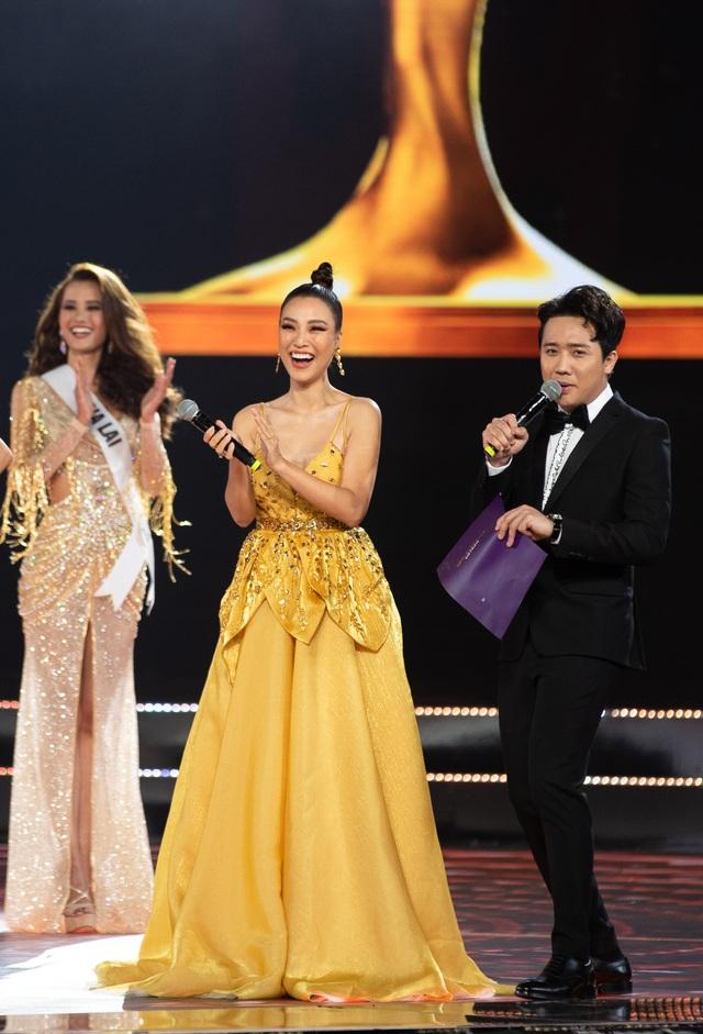 Hoàng Oanh tiết lộ về Trấn Thành, Khánh Vân sau Hoa hậu Hoàn vũ Việt Nam - 9