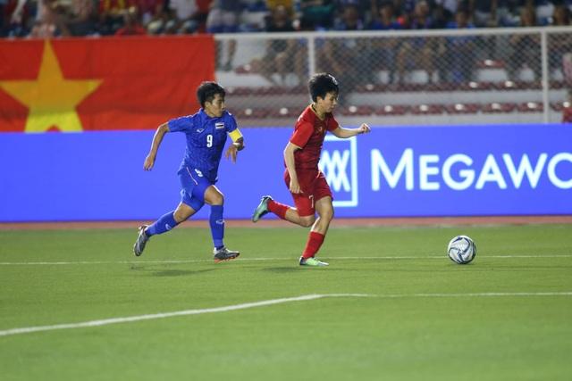 Đánh bại Thái Lan, đội tuyển nữ Việt Nam giành HCV SEA Games 30 - 20