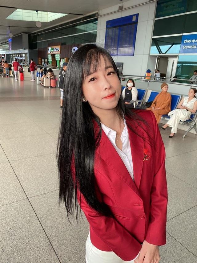 Hot girl làng võ Châu Tuyết Vân lần thứ 4 giành HCV SEA Games - 5