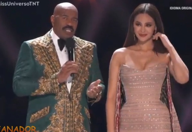 Hoàng Thùy dừng chân ở Top 20; Người đẹp Nam Phi giành danh hiệu Hoa hậu hoàn vũ - 11