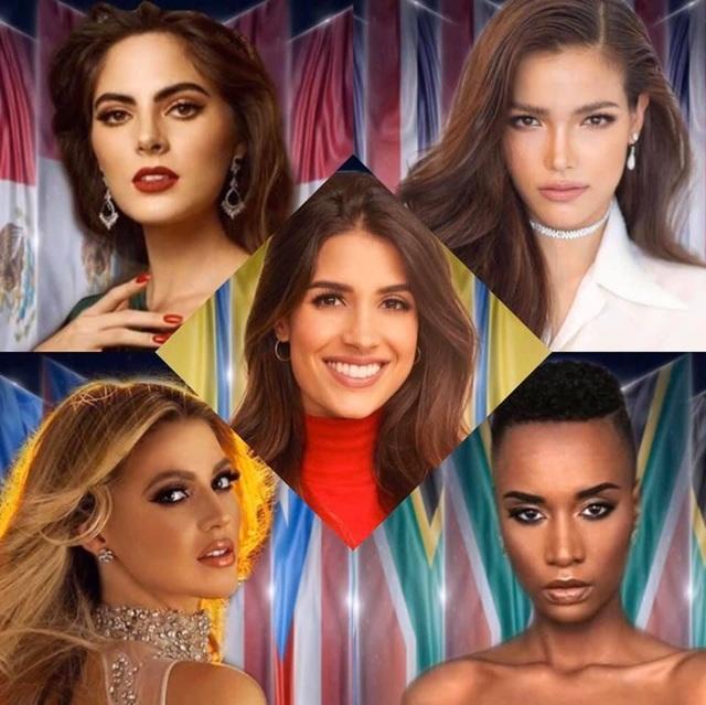 Hoàng Thùy dừng chân ở Top 20; Người đẹp Nam Phi giành danh hiệu Hoa hậu hoàn vũ - 6