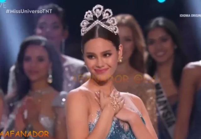 Hoàng Thùy dừng chân ở Top 20; Người đẹp Nam Phi giành danh hiệu Hoa hậu hoàn vũ - 2
