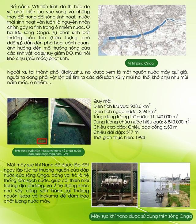 Công nghệ làm sạch sông Tô Lịch từng được áp dụng tại Nhật Bản như thế nào? - 2