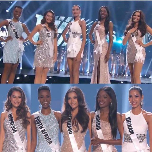 Hoàng Thùy dừng chân ở Top 20; Người đẹp Nam Phi giành danh hiệu Hoa hậu hoàn vũ - 20