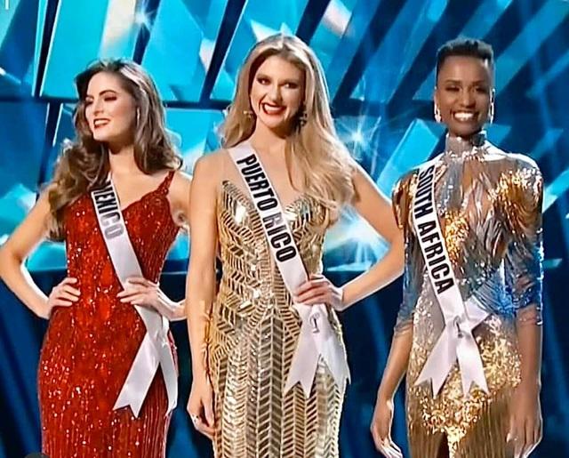 Hoàng Thùy dừng chân ở Top 20; Người đẹp Nam Phi giành danh hiệu Hoa hậu hoàn vũ - 4