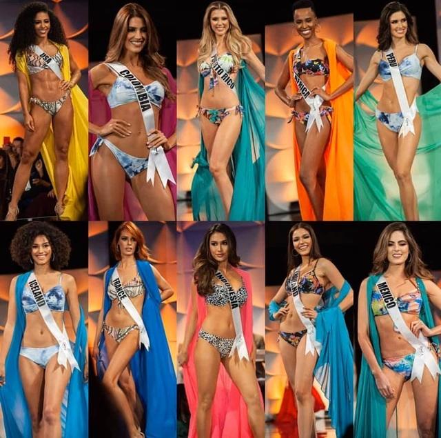 Hoàng Thùy dừng chân ở Top 20; Người đẹp Nam Phi giành danh hiệu Hoa hậu hoàn vũ - 13