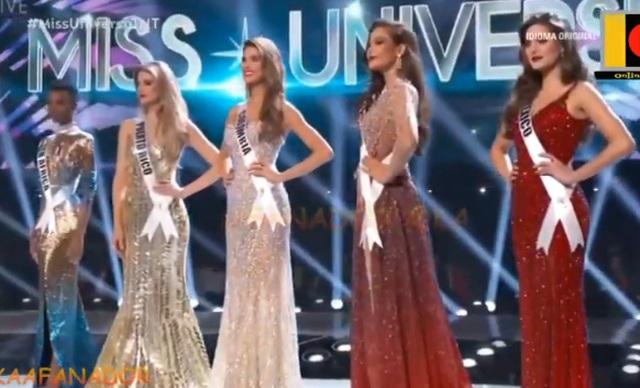 Hoàng Thùy dừng chân ở Top 20; Người đẹp Nam Phi giành danh hiệu Hoa hậu hoàn vũ - 5