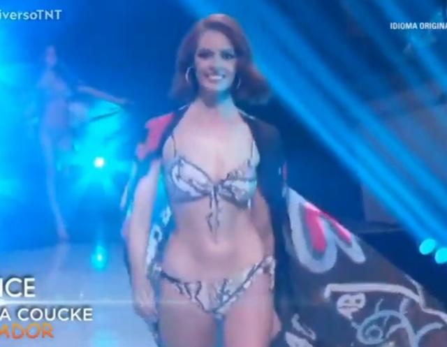 Hoàng Thùy dừng chân ở Top 20; Người đẹp Nam Phi giành danh hiệu Hoa hậu hoàn vũ - 16