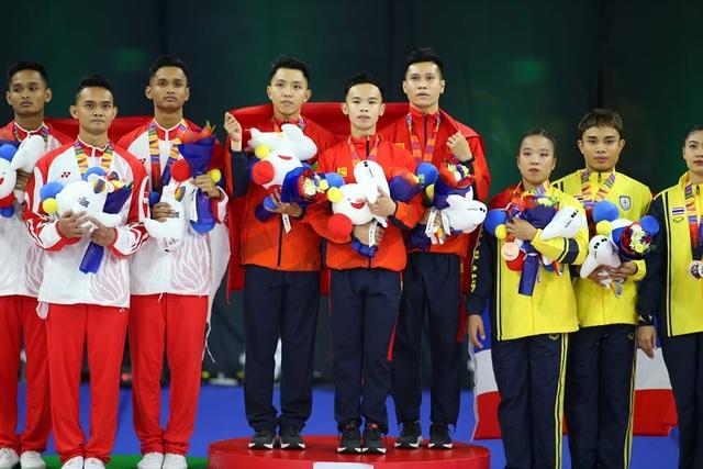 Nhật ký SEA Games 30 ngày 9/12: Đoàn thể thao Việt Nam đã có 80 HCV - 21