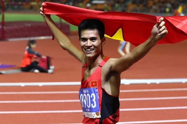 Bị đối thủ chơi xấu, Dương Văn Thái vẫn xuất sắc giành HCV - 2