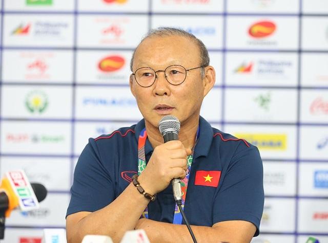 """HLV Park Hang Seo: """"Việt Nam sẽ có cả HCV bóng đá nam và nữ"""" - 1"""