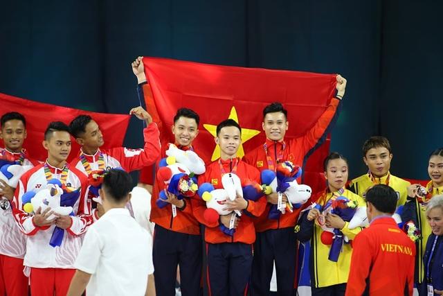 Nhật ký SEA Games 30 ngày 9/12: Đoàn thể thao Việt Nam đã có 80 HCV - 22