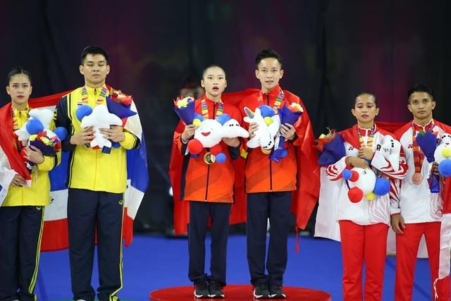 Nhật ký SEA Games 30 ngày 9/12: Đoàn thể thao Việt Nam đã có 80 HCV - 20