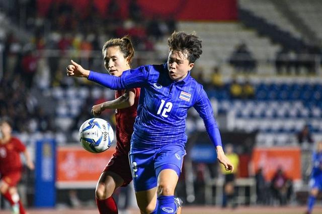 Báo Thái Lan buồn não nề khi nhìn nữ Việt Nam vô địch - 2