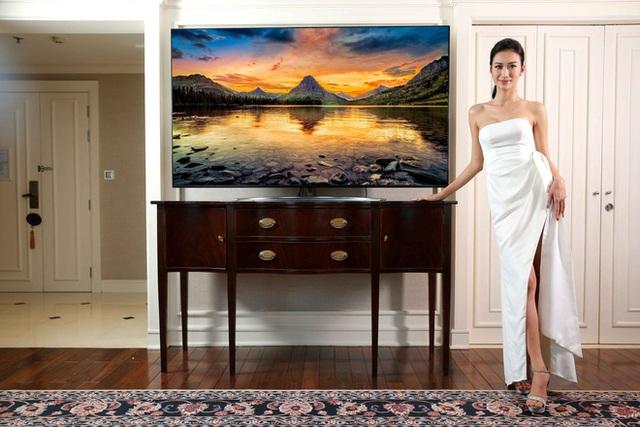 LG đưa TV Nanocell 8K về thị trường Việt Nam, giá từ 199 triệu - 2