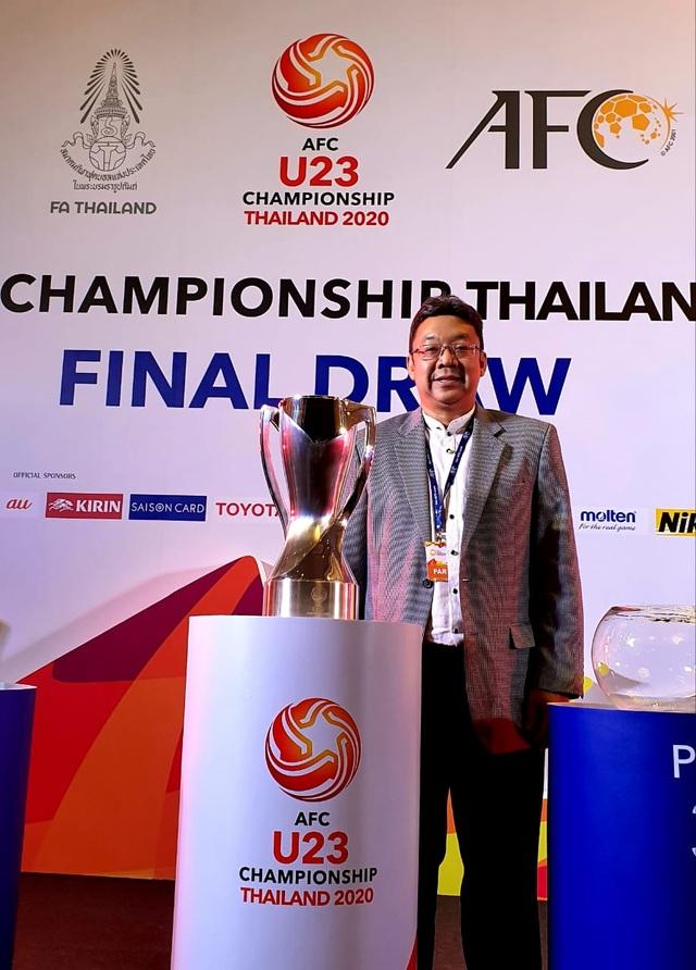 MYKOLOR là nhà tài trợ độc quyền ngành sơn cho giải vô địch bóng đá U23 Châu Á 2020 - 3