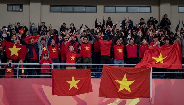 MYKOLOR là nhà tài trợ độc quyền ngành sơn cho giải vô địch bóng đá U23 Châu Á 2020 - 2