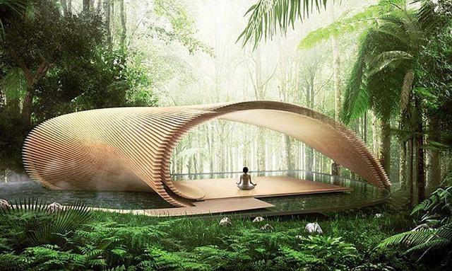 """Dự án 1,2 tỷ USD ở Quận 7 chi nghìn tỷ phát triển hàng chục vườn """"địa đàng bên sông"""" - 6"""