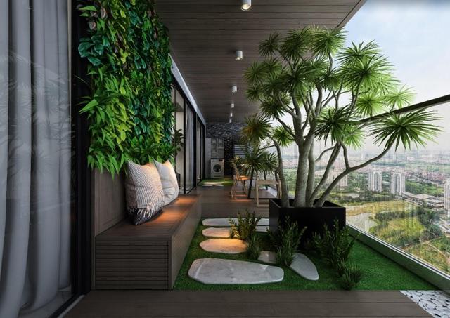 Thời đại của căn hộ trên cao: Nhà to, vườn rộng giữa lưng chừng trời, khó tin nhưng có thật - 3