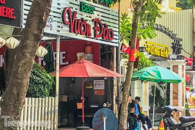 Biệt thự cổ Hà Nội thi nhau thành nhà hàng, quán nhậu - 2