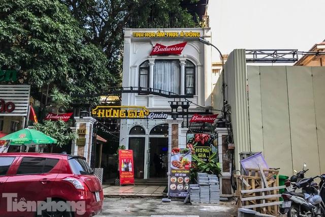 Biệt thự cổ Hà Nội thi nhau thành nhà hàng, quán nhậu - 4