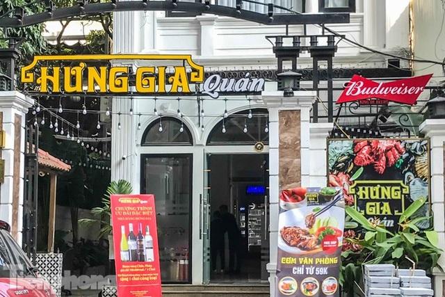Biệt thự cổ Hà Nội thi nhau thành nhà hàng, quán nhậu - 6