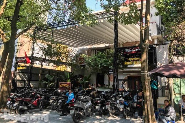 Biệt thự cổ Hà Nội thi nhau thành nhà hàng, quán nhậu - 7