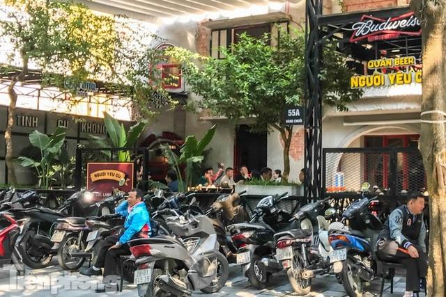 Biệt thự cổ Hà Nội thi nhau thành nhà hàng, quán nhậu - 8