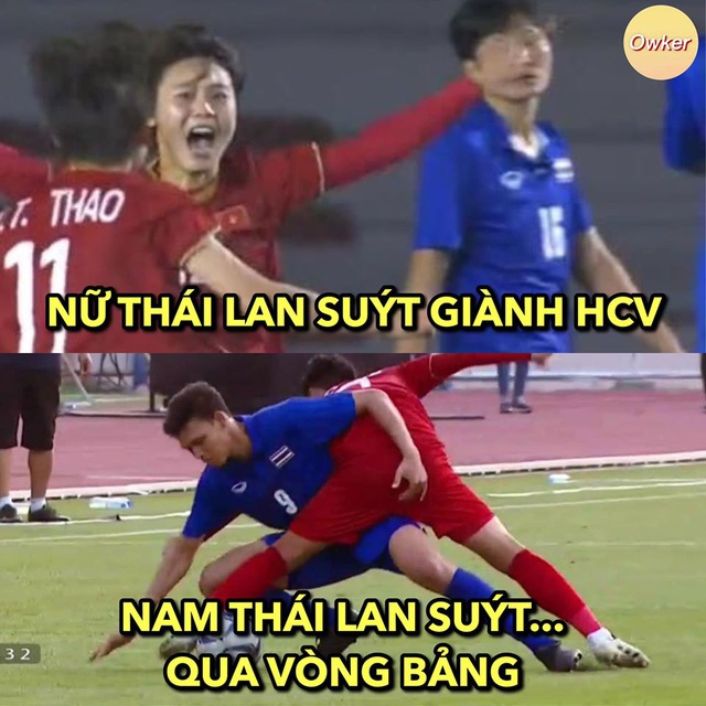 Những hình ảnh đầy ý nghĩa được dân mạng chia sẻ với đội bóng đá nữ Việt Nam - 11
