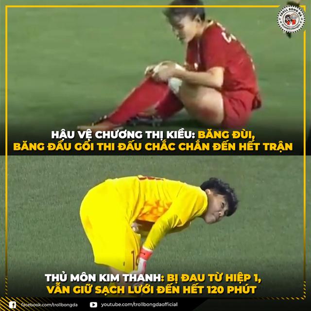 Những hình ảnh đầy ý nghĩa được dân mạng chia sẻ với đội bóng đá nữ Việt Nam - 4