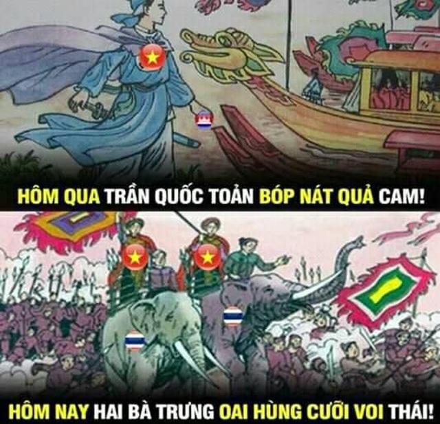 Những hình ảnh đầy ý nghĩa được dân mạng chia sẻ với đội bóng đá nữ Việt Nam - 8